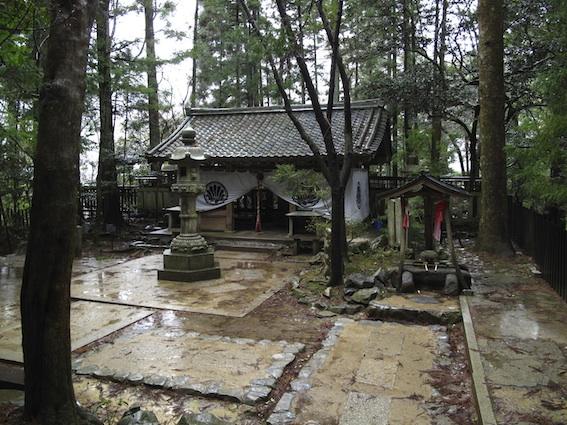 temple Okunoin Mao-denpetit
